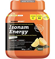 NamedSport Isonam Energy 480 g - integratore in polvere, Lemon