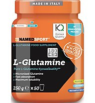 NamedSport L-Glutammina 250 g - glutammina, 250 g