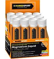 NamedSport Magnesium Liquid + Vitamin B6 - magnesio liquido, Magnesium + B6
