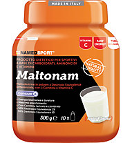 NamedSport Maltonam Nahrungsmittelergänzung 500 g, Orange