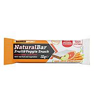 NamedSport Naturalbar - Energieriegel, Apple Carrot Orange