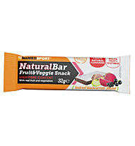 NamedSport Naturalbar - Energieriegel, Beetroot Black Currant