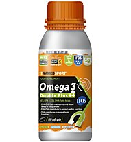 NamedSport omega 3 double plus 110 - omega 3, Orange