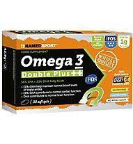 NamedSport omega 3 double plus 30 - omega 3, 42,9 g