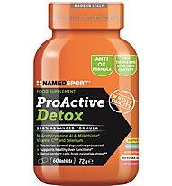 NamedSport ProActive Detox - Nahrungsmittelergänzung, 72 g