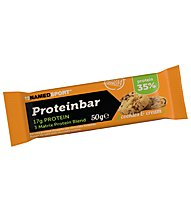 NamedSport Protein Bar Cookies & Cream - Energieriegel, Cookies & Cream