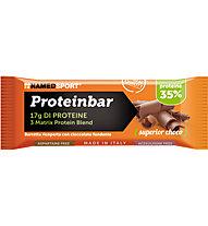 NamedSport Proteinbar Superior Choco 50g Protein-Energieriegel, Superior Choco