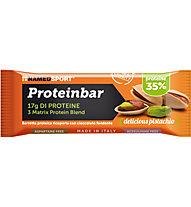 NamedSport Proteinbar Energieriegel 50g, Delicious Pistachio