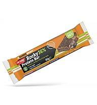 NamedSport Rocky 36% Portein Bar - barretta energetica, Double Choko