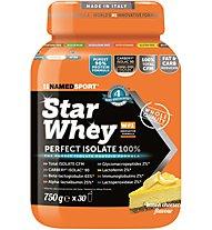 NamedSport Star Whey  750 g - proteine, Lemon Cheese Cake