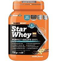 NamedSport Star Whey  750 g - proteine, Vanilla