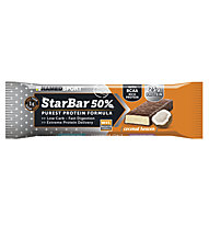 NamedSport Starbar 50% Pure Protein Energieriegel 50g, Coconut Heaven