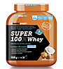 NamedSport Super 100% Whey - integratore alimentare 908 g, Almond and Coconut