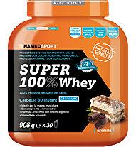 NamedSport Super 100% Whey 908g Protein-Nahrungsmittelergänzung, Tiramisù
