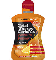 NamedSport Total Energy Carbo Gel Nahrungsmittelergänzung, Agrumix