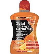 NamedSport Total Energy Carbo Gel 40 ml - gel energetico, Agrumix