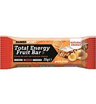 NamedSport Total Energy Fruit Bar 35 g - barretta energetica, Yellow Fruit
