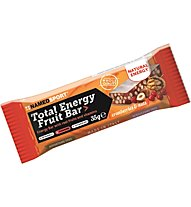 NamedSport Total Energy Fruit Bar 35 g - barretta energetica, Cranberries Nuts