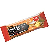 NamedSport Total Energy Fruit Bar 35 g - barretta energetica, Fruit Caribe
