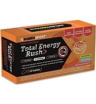 NamedSport Total Energy Rush - Nahrungsmittelergänzung, 72 g