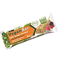 NamedSport Vegan Bar 40 g - barretta proteica, Red Fruits