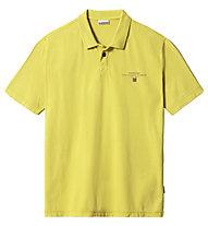 Napapijri Elli 1 - Poloshirt - Herren, Yellow