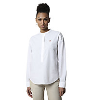 Napapijri Ghio - camicia a maniche lunghe - donna, White