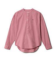 Napapijri Ghio - camicia a maniche lunghe - donna, Rose