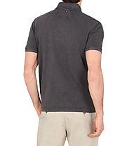 Napapijri Polo SS Taly 1 - T-shirt tempo libero - uomo, Volcano