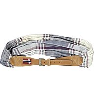 Napapijri Puka Fantasy Belt, White/Blue/Purple