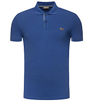 Napapijri Taly 2 - Poloshirt - Herren, Light Blue