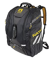 Nathan Mission Control Bag - Borsone sportivi, Black/Yellow