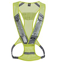 Nathan Photon L.E.D. Vest - Gilet Softshell, Yellow