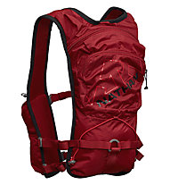Nathan Quickstart 6 L - zaino trailrunning, Red/Black