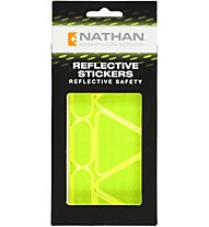 Nathan Reflective Stickers - riflettori adesivi, Yellow