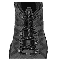 Nathan Run Laces - lacci scarpe, Black