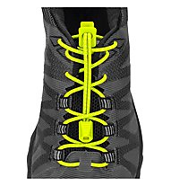 Nathan Run Laces - lacci scarpe, Yellow