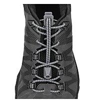 Nathan Run Laces - lacci scarpe, Grey