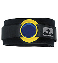 Nathan Timing Chip Ankle Band - Zeitchip-Band Running, Black