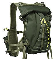 Nathan Trail Mix 12 L - Trailrunningrucksack, Green