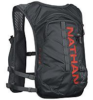 Nathan Trail Mix 7 L - zaino trailrunning, Grey