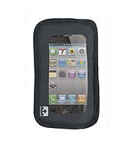 Nathan Weather-Resistant Phone Pocket, Black