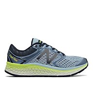 New Balance 1080 Fresh Foam - Neutrallaufschuh - Damen, Blue/Green