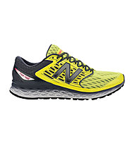 New Balance 1080 Freshfoam - scarpe running, Yellow/Grey