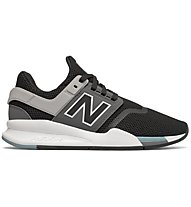New Balance 247 Core Plus W - sneakers - donna, Black