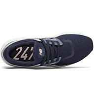 New Balance 247 Core Plus W - sneakers - donna, Blue