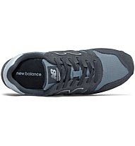 New Balance 373 Suede Textile - sneakers - donna, Blue/Dark Grey