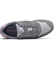 New Balance 373 Suede Textile - sneakers - donna, Light Grey/Rose