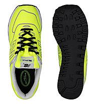 New Balance 574 - Sneaker - Herren, Yellow