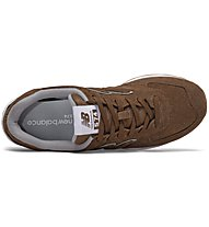 New Balance 574 Pigskin Core- sneakers - uomo, Brown